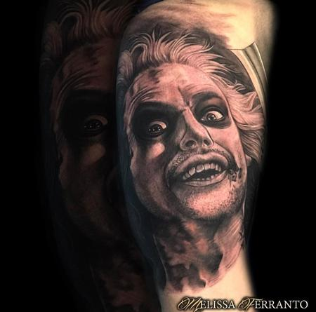 tattoos/ - Beetlejuice Tattoo  - 132926
