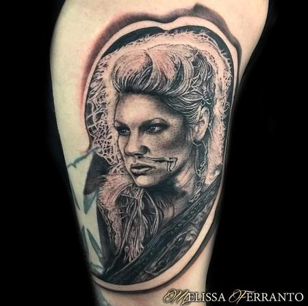 tattoos/ - Lagertha from Vikings - 132927