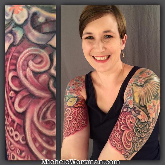 tattoos/ - Lacey garden - 117153
