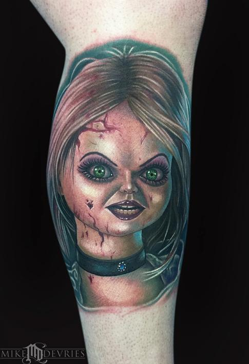 tattoos/ - Bride of Chucky Tattoo - 97934