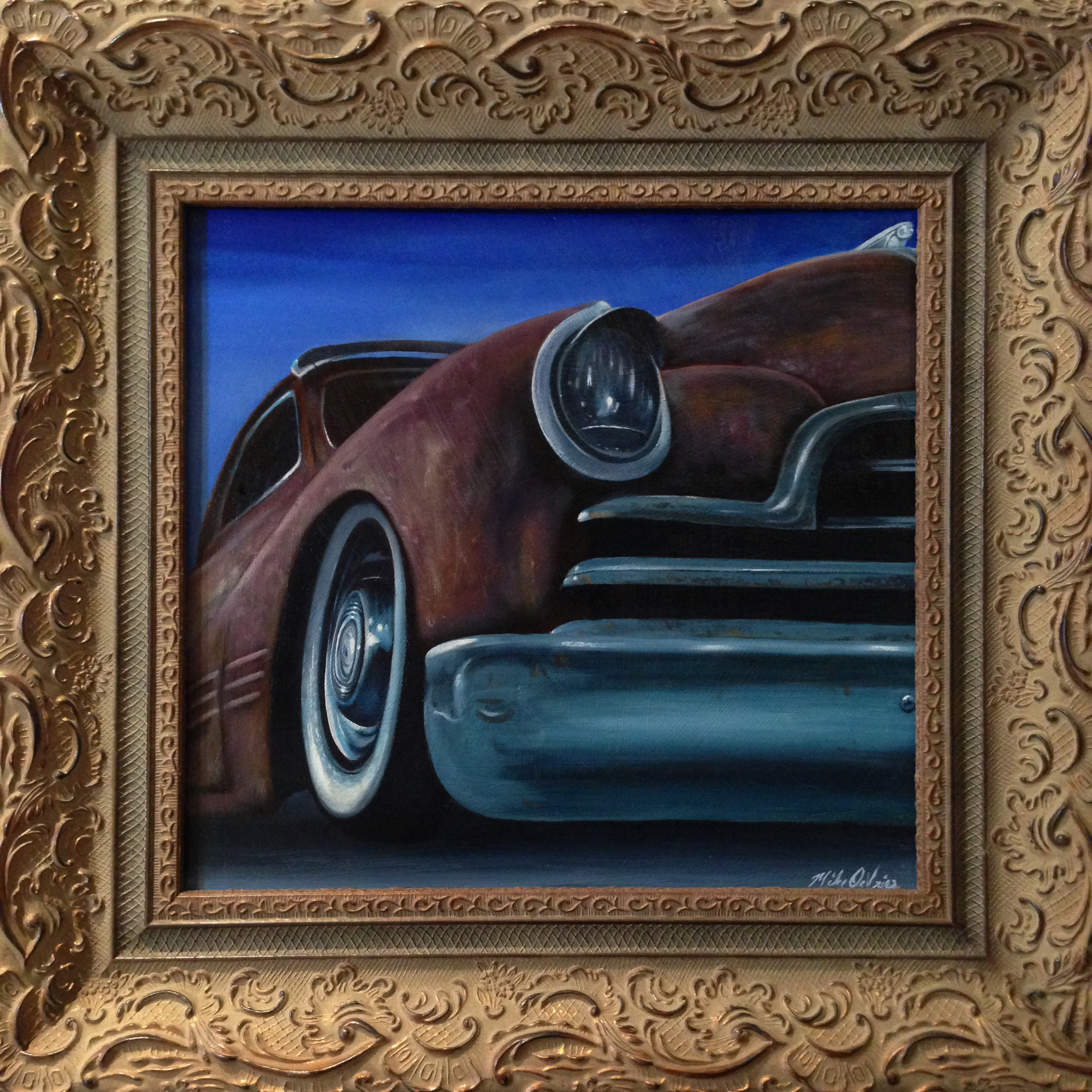 Art Galleries - 1947 Pontiac  - 86838