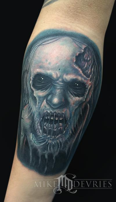 tattoos/ - Zombie Tattoo  - 96493