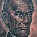 Tattoo-Books - Abe Lincoln - 53528