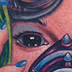 Tattoo-Books - Abstract Portrat  - 57389