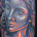 Tattoo-Books - Angel Statue  - 50107