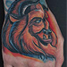 Tattoo-Books - Beast Tattoo Healed - 62088