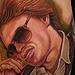 Dirk Diggler Tattoo Tattoo Thumbnail