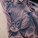 Tattoo-Books - Giraffe Tattoo - 75950