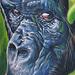 Tattoo-Books - Gorilla Tattoo - 45034