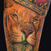 Tattoo-Books - Lion King - 60400
