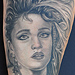 Tattoo-Books - Madonna Tattoo - 45634