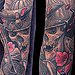 Tattoo-Books - Geisha's, Samurai & Mask Sleeve - 72055