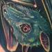 Ozzy Osbourne and Bat Tattoo Tattoo Thumbnail
