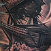 Tattoo-Books - Pirate Ship Tattoo - 76280