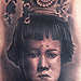 Tattoo-Books - Mother Portrait Back In The Day - 76471