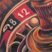 Tattoo-Books - Roulette Wheel Tattoo - 71902