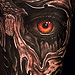 Tattoo-Books - Skull Eye Tattoo - 91641