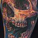 Tattoo-Books - Skull Tattoo  - 66731
