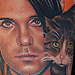 Tattoo-Books - Chris Angel Tattoo - 24661