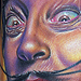 Tattoo-Books - Dali Tattoo - 25154