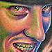 Tattoo-Books - DeVries Portrait - 32547