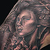 Tattoo-Books - Geisha Tattoo  - 96492
