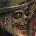 Hat Box Ghost Tattoo Tattoo Design Thumbnail