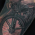 Tattoo-Books - Husqvarna Tattoo - 96494