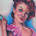 Tattoo-Books - Pin Up Tattoo - 36208
