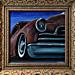 1947 Pontiac  Original Art Design Thumbnail