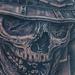 Samurai Skull Tattoo  Tattoo Thumbnail
