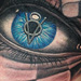 Tattoo-Books - Vintage V8 Eye - 94391
