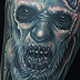 Tattoo-Books - Zombie Tattoo  - 96493
