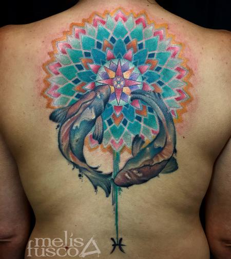 tattoos/ - Pisces Mandala - 122271