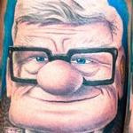 Carl from UP Tattoo Design Thumbnail