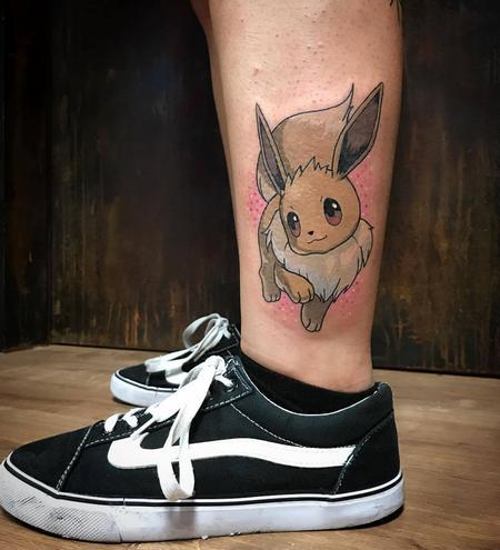 tattoos/ - Eevee Pokemon in Color - 129960