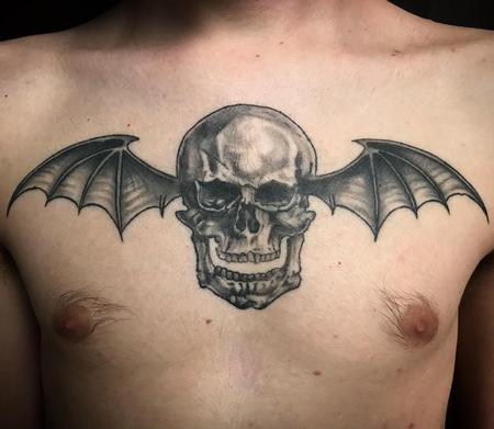 tattoos/ - avenged sevenfold healed - 133442
