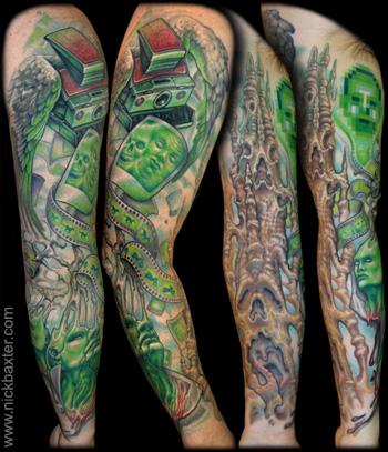 Fantasy tattoos Tattoos Captured Souls
