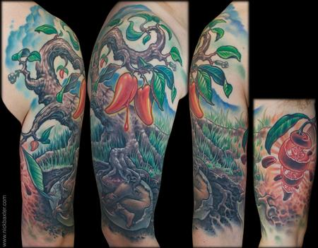 tattoos/ - Iboga Tree - 131269