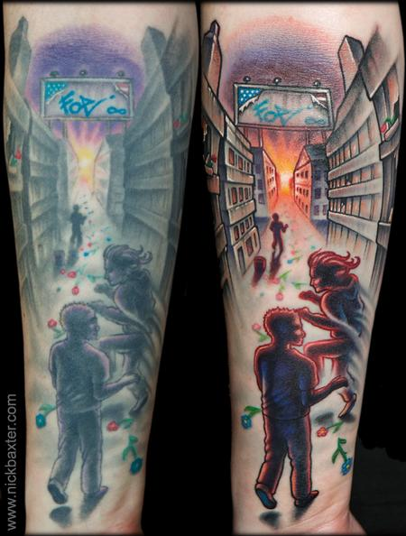 tattoos/ - For the Rebels and Dreamers - 101777