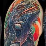 Rainforest Tribute Tattoo Thumbnail