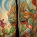 Tattoo-Books - Kevin's Jungle Sleeve - 7667