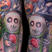 Tattoo-Books - Nightmare Before Christmas - 19806
