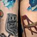 Tattoo-Books - More Chairs - 10598