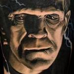 Frankenstein Tattoo Thumbnail