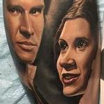 Han and Leia Tattoo Tattoo Design Thumbnail