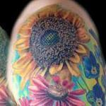 Flowers Tattoo Design Thumbnail