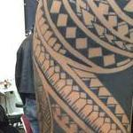 tattoos/ - Polynesian arm - 125347