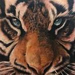 tattoos/ - Tiger - 123224