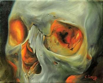 Art Galleries - Skull Art - 39806